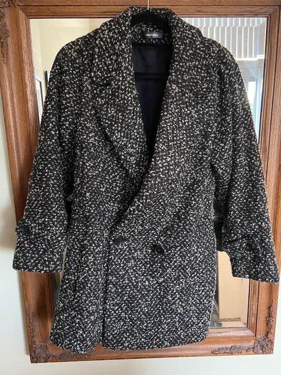 80's Vintage Tweed Jacket