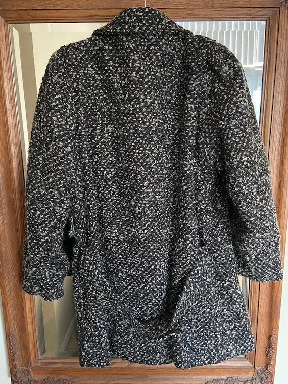 80's Vintage Tweed Jacket - image 2