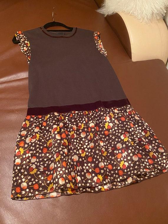 Vintage Anna Sui Dress size petite small - image 1