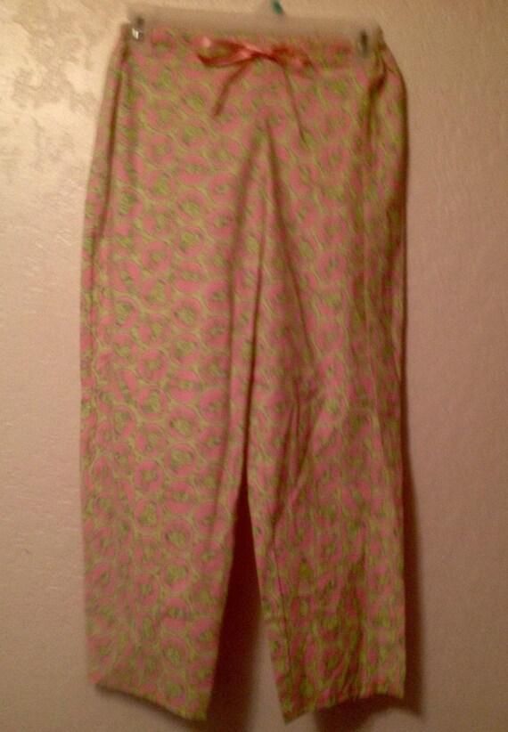 Frog Pajama Pants girl suze 8
