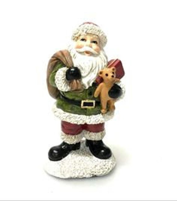 Maker'sHoliday Littles Santa