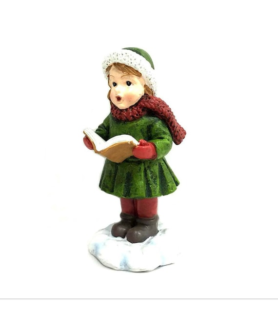 Maker'sHoliday Littles Caroler