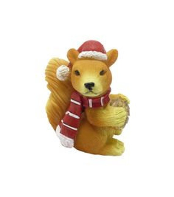 Maker's Holiday Littles Squirrel