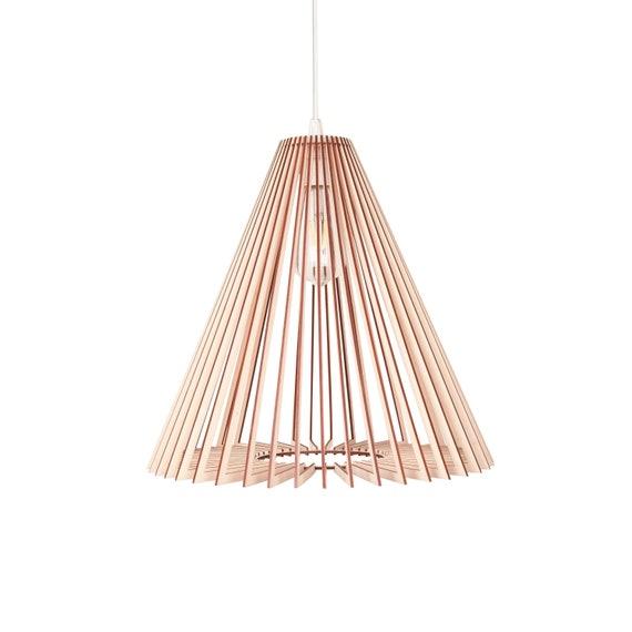 pendiente de lámpara de lámpara Lámpara lámpara Pantalla lámpara techo moderna decorativo de madera la luz colgante de la madera hQstrd