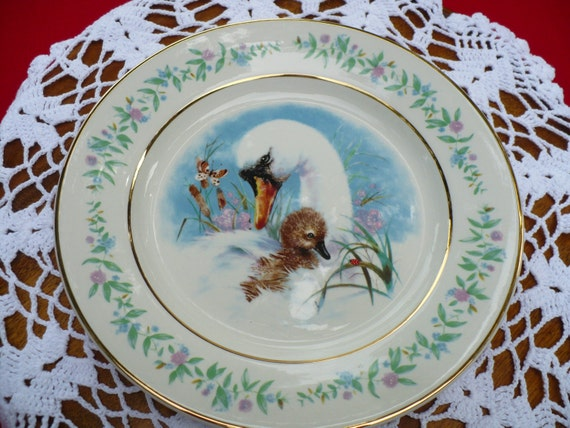 Avon Vintage Collectible 1970 S Gentle Moments Plate Etsy