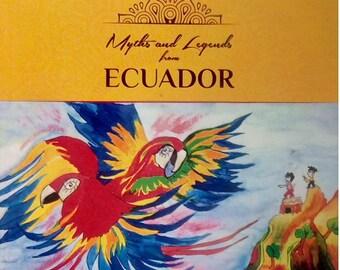 Mythes et légendes de l'Équateur