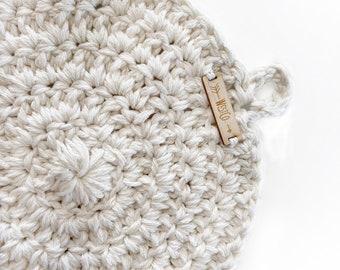 POTHOLDER   hot pad   trivet