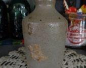 Stoneware Bottle Small Size, Glazed Stoneware Bottle