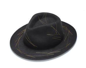 24bd952441987 Womens felt hat