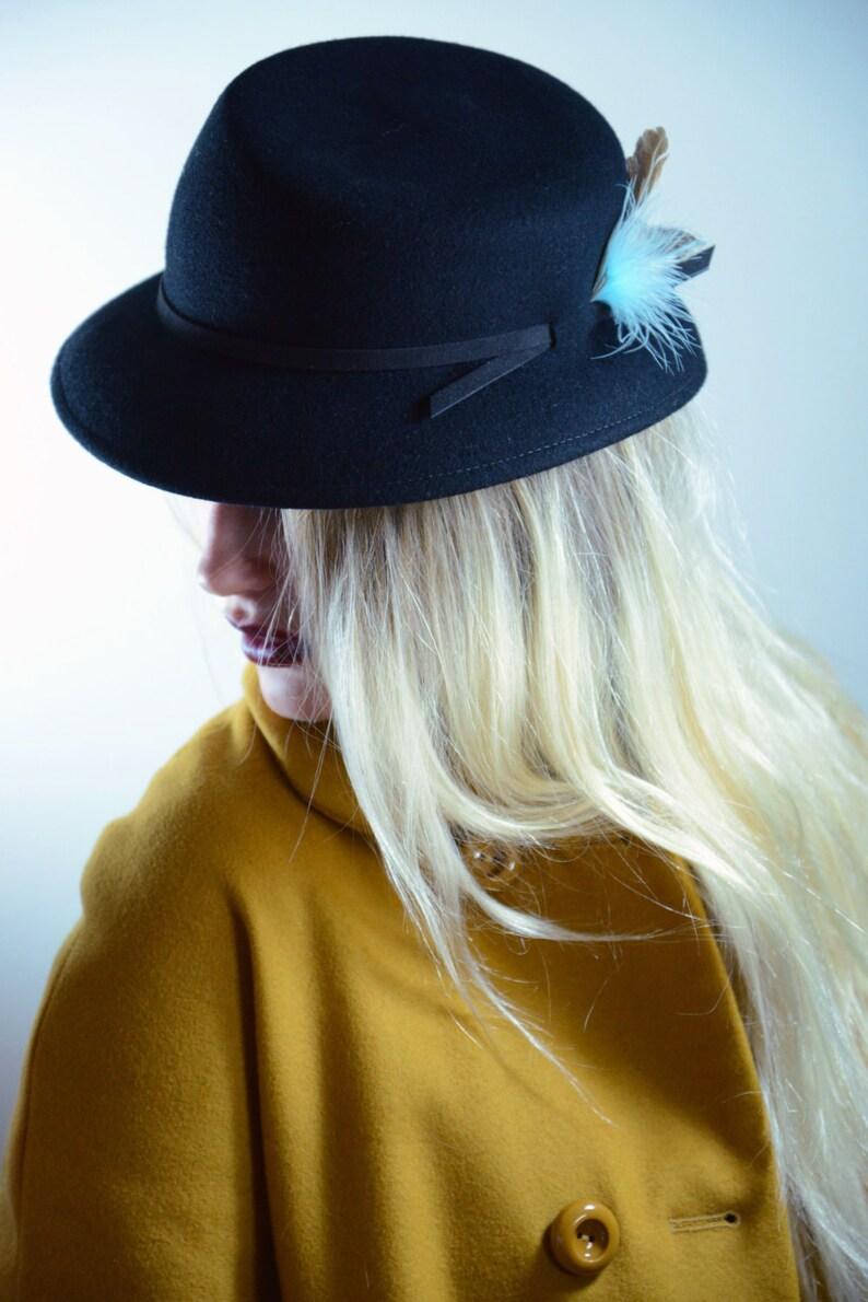 741496b137 Winter Sale Felt Hat For Men & Women Felt hat Womens hat | Etsy