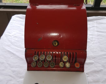 National Vintage Cash Register