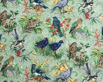 Timeless Treasures Fabric Wicked-cementerio-Gris 100/% algodón