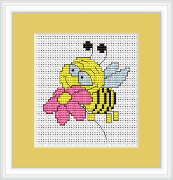 Sunflower Luca S Cross Stitch Kit