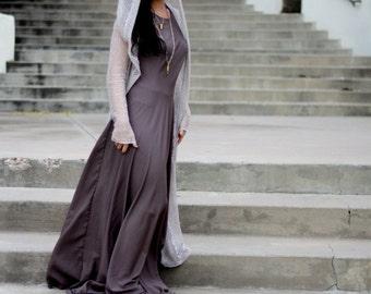 Dessert Rose Maxi  Dress/ Dessert Dress/ Long Dress/ Maxi Dress/ Sand Dress/ Beach Dress/ Long Maxi Dress/ Custom Dress