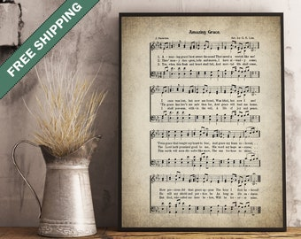 Sheet music art | Etsy