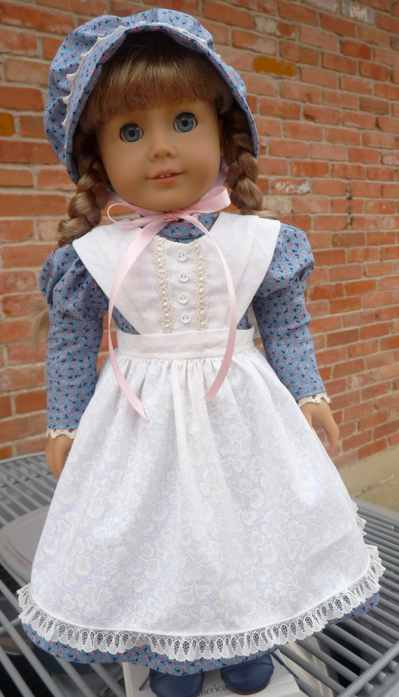 18 muñeca ropa Pioneer / pradera estilo traje encaja chica | Etsy