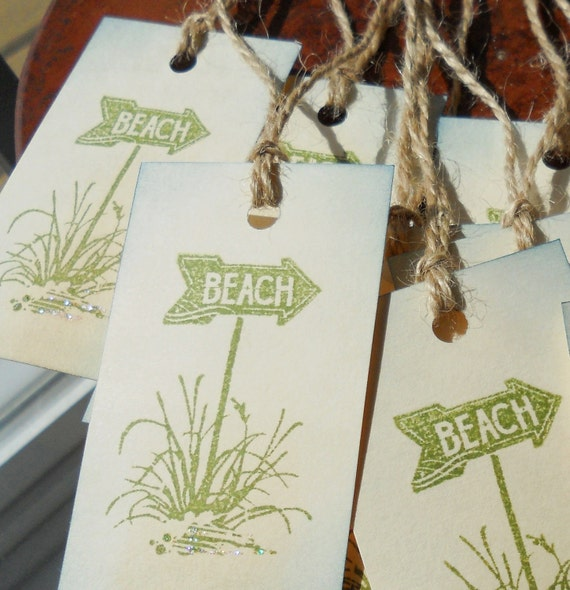 Wish Tree Tags Beach Theme Wedding Gift Favors Hand Etsy