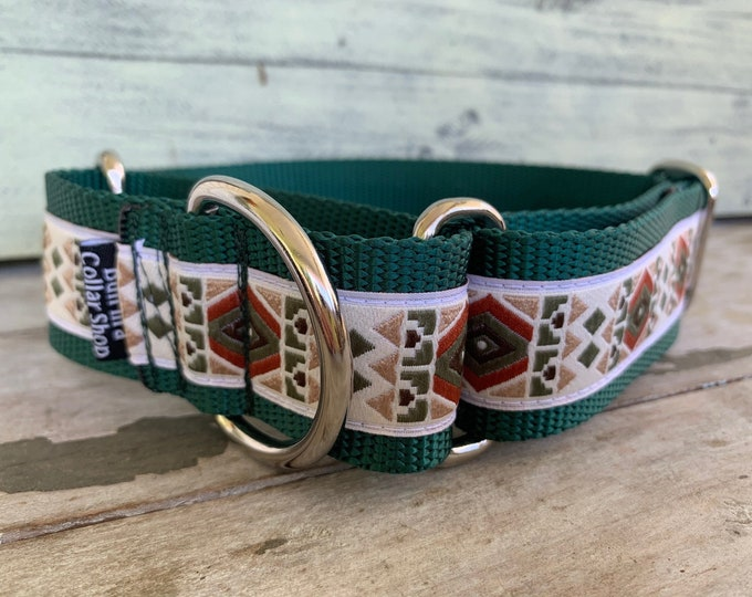 "The Gabriel - 1.5"" Martingale Collar"