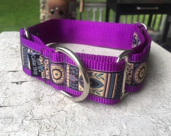 "The Emma - 1.5"" Martingale Collar"
