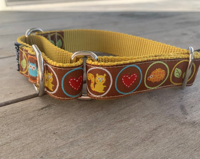 """Kane's Critters  1"""" Martingale Collar"""