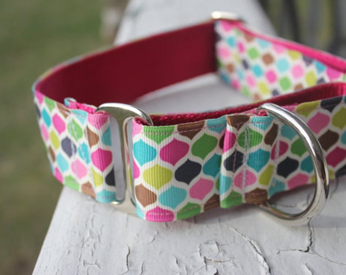 """The Luca 1.5"""" Martingale Collar"""