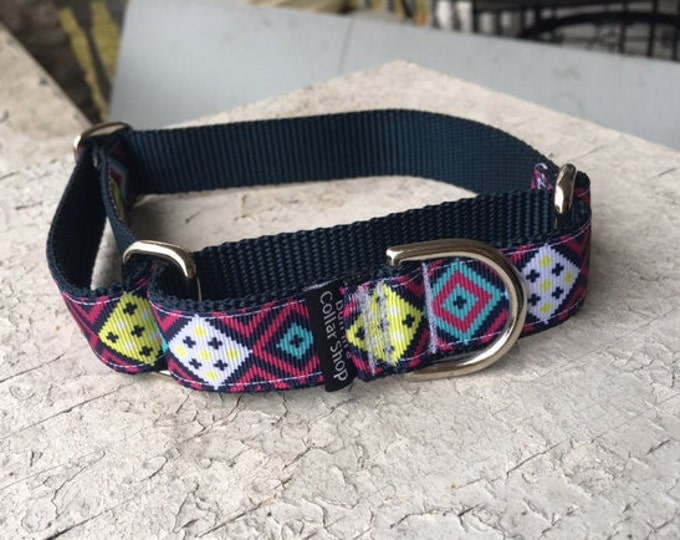 """The Tibby 1"""" Martingale Collar"""