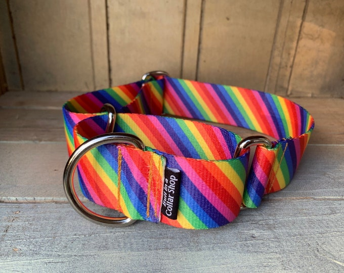 "Rainbow - 1.5"" Plain Nylon"