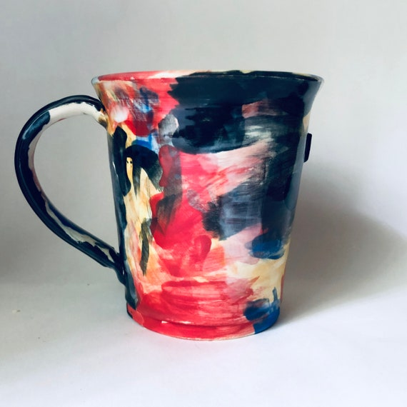 LOCAL DELIVERY ONLY-Glaze Your Own Mug