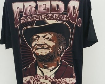 4821012df Fred Sanford T-Shirt. Redd Foxx Shirt. Pawn Star. XL to 4XL