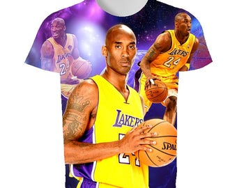 974b1e70f86a Kobe Bryant T shirt. Kids Youth Sizes