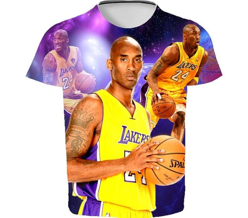 low priced b0b0d e41a4 Kobe Bryant T shirt. Kids/Youth Sizes