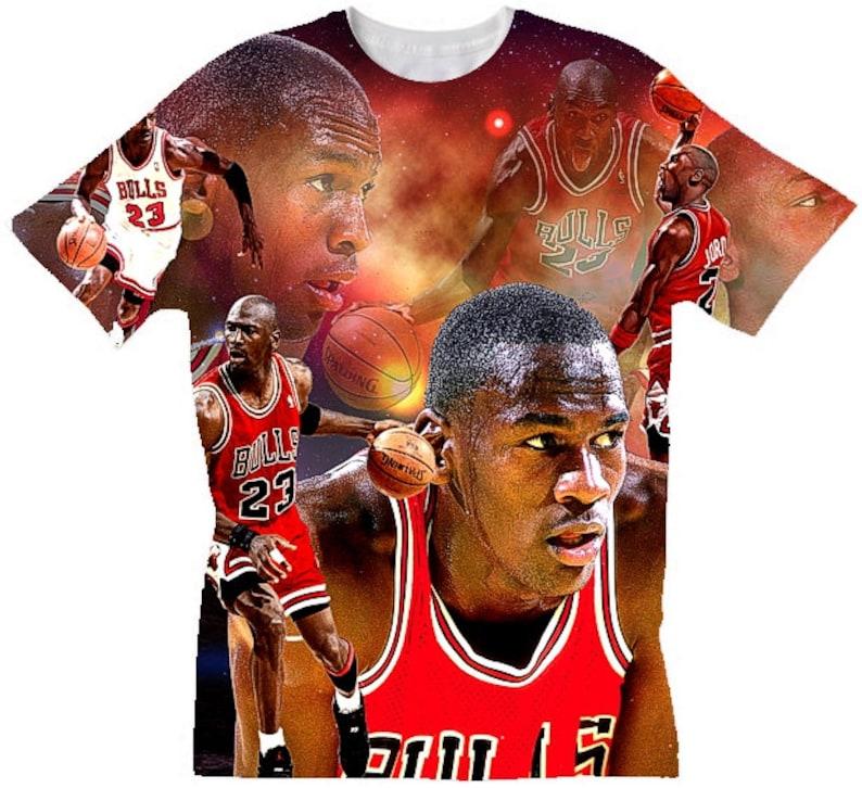 c000945c0cc7 Michael Jordan T-shirt. Kids Youth Sizes