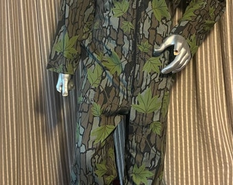 Vintage hunting coveralls