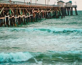 Stormy San Clemente Seas