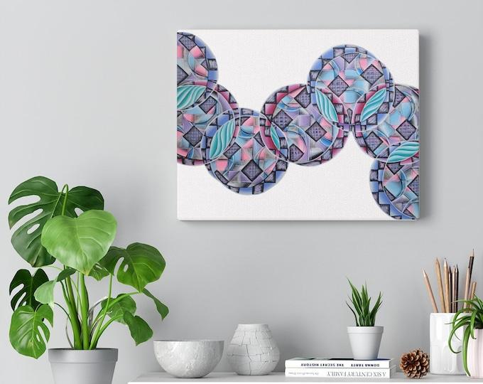 Bubbles- Canvas Gallery Wraps