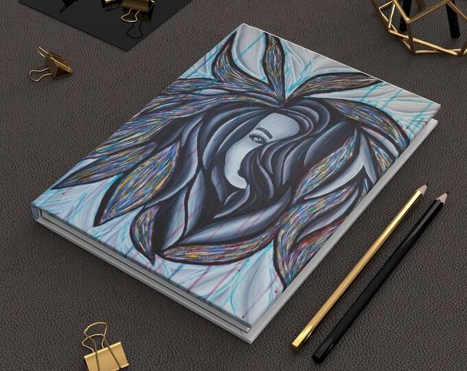 Persephone- Hardcover Journal Matte