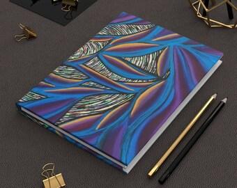 Birds of Paradise- Hardcover Journal Matte