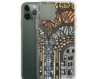 Chrysler Building Art Deco iPhone Case