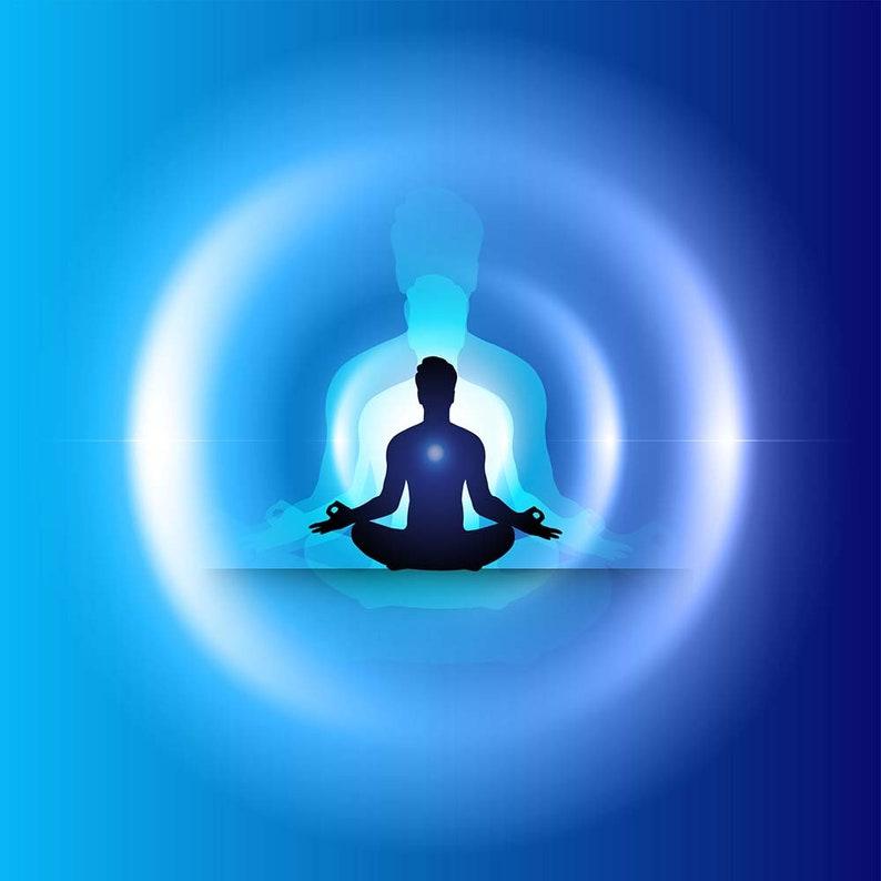 Aura Meditation Audio image 0
