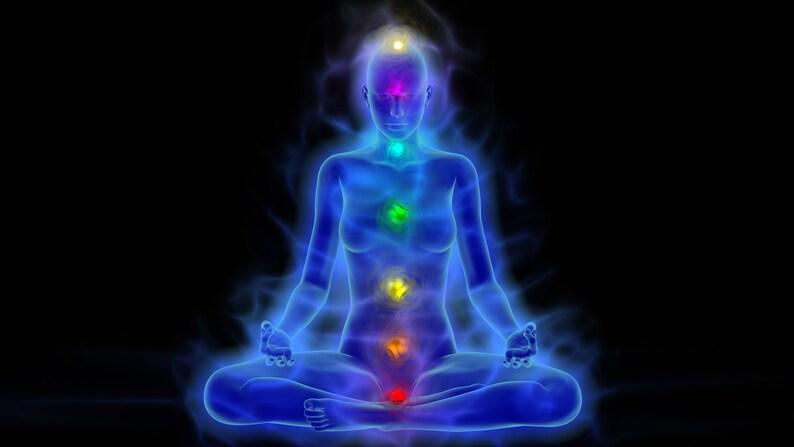 Chakra Meditation Audio image 0