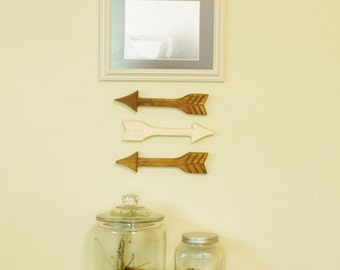 Arrow Wall Art - Arrow - Wood Arrows