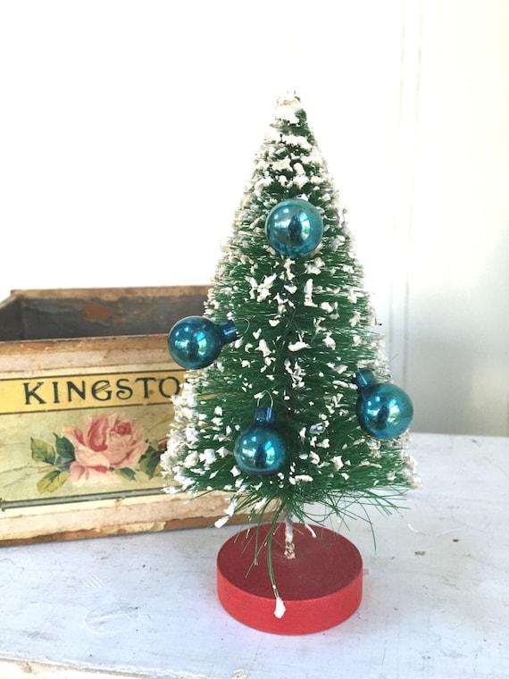 image 0 - Blue Christmas Tree Ornaments