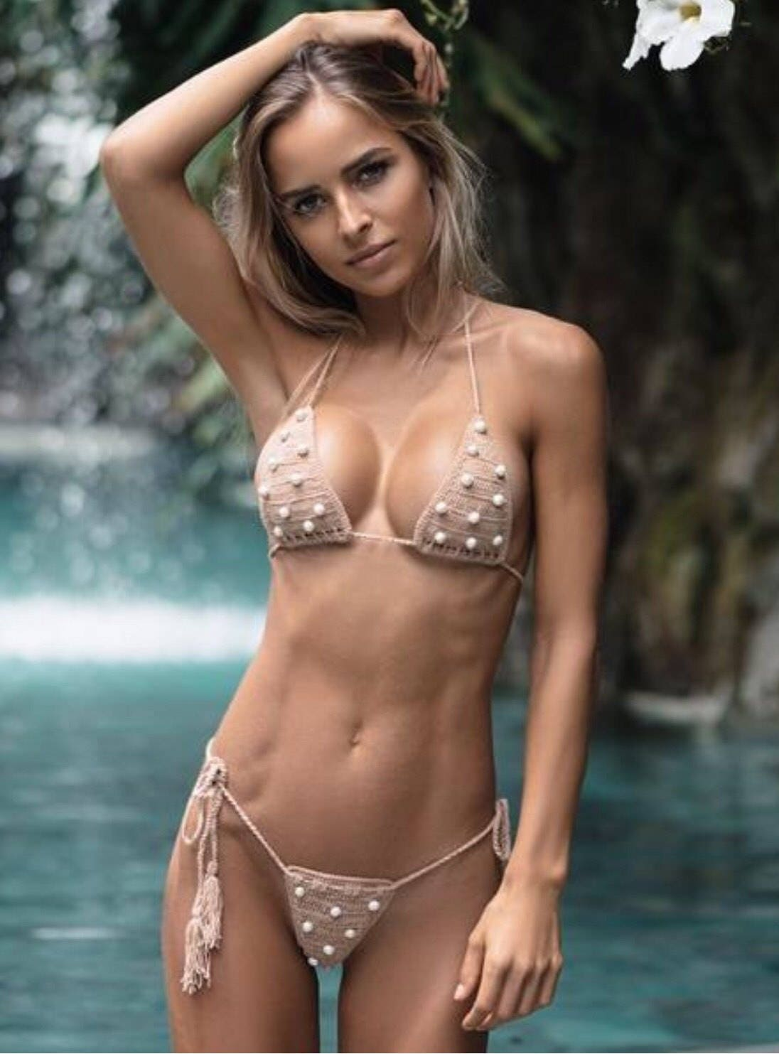 Micro Bikini Crochet Pattern Magnificent Decorating Ideas