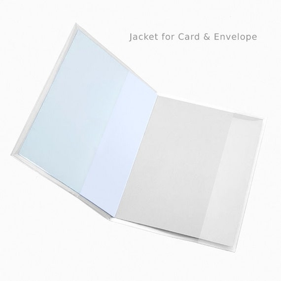"""4-5//8x5-3//4/"""" 100 Pack Open A2 Card /& Envelope Cello Bags No Adhesive No Flap"""