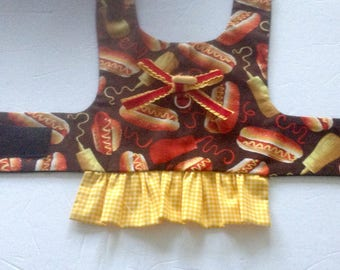 Dachshund Clothes, Dog Harness, Small Dog Harnes, Dog Vest, Pet Items, Dog Clothes,Made to Order Dog, Optional Ruffle