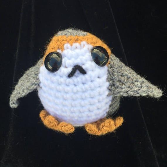 Eorg Star Wars Häkeln Amigurumi Plüschtier Etsy