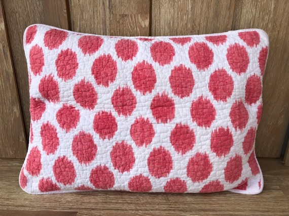 Quilted pillow sham | Etsy