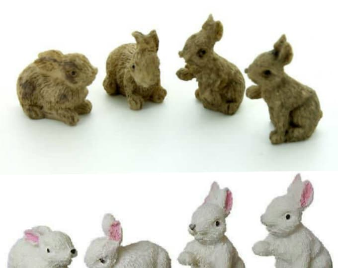 33 Rabbit, Rabbit, Dollhouse, Dollhouse, Dollhouse Miniatures, Cribs, Miniatures, Modeling