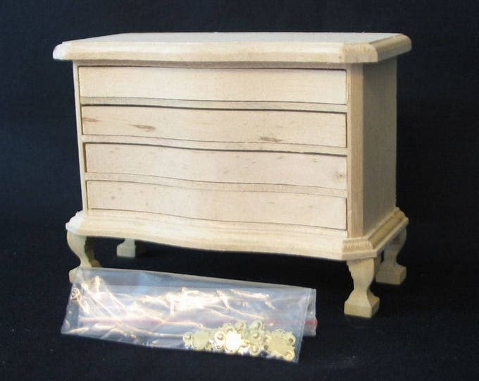 Dresser, for the doll's house, the Dollhouse, Dollhouse miniatures, cribs, miniatures, Model # 22045