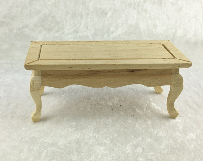 Coffee table, coffee table for the dollhouse, dollhouse, Dollhouse Miniatures, cribs, miniatures, model making